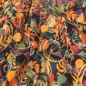 LuLaRoe Skirts - NWT LuLaRoe Large Madison skirt